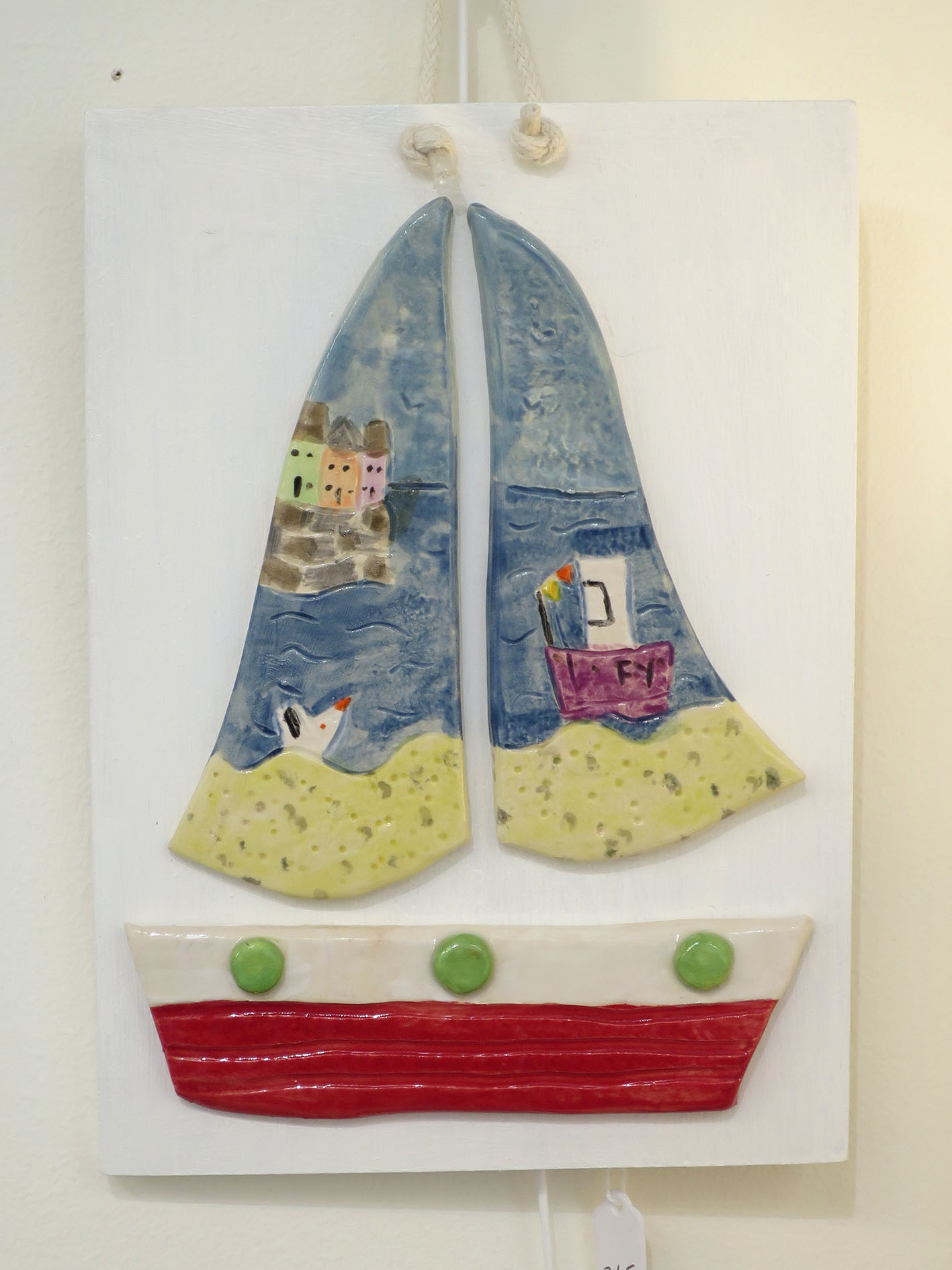 Nicky_Bowler_Boat_On_Plaque