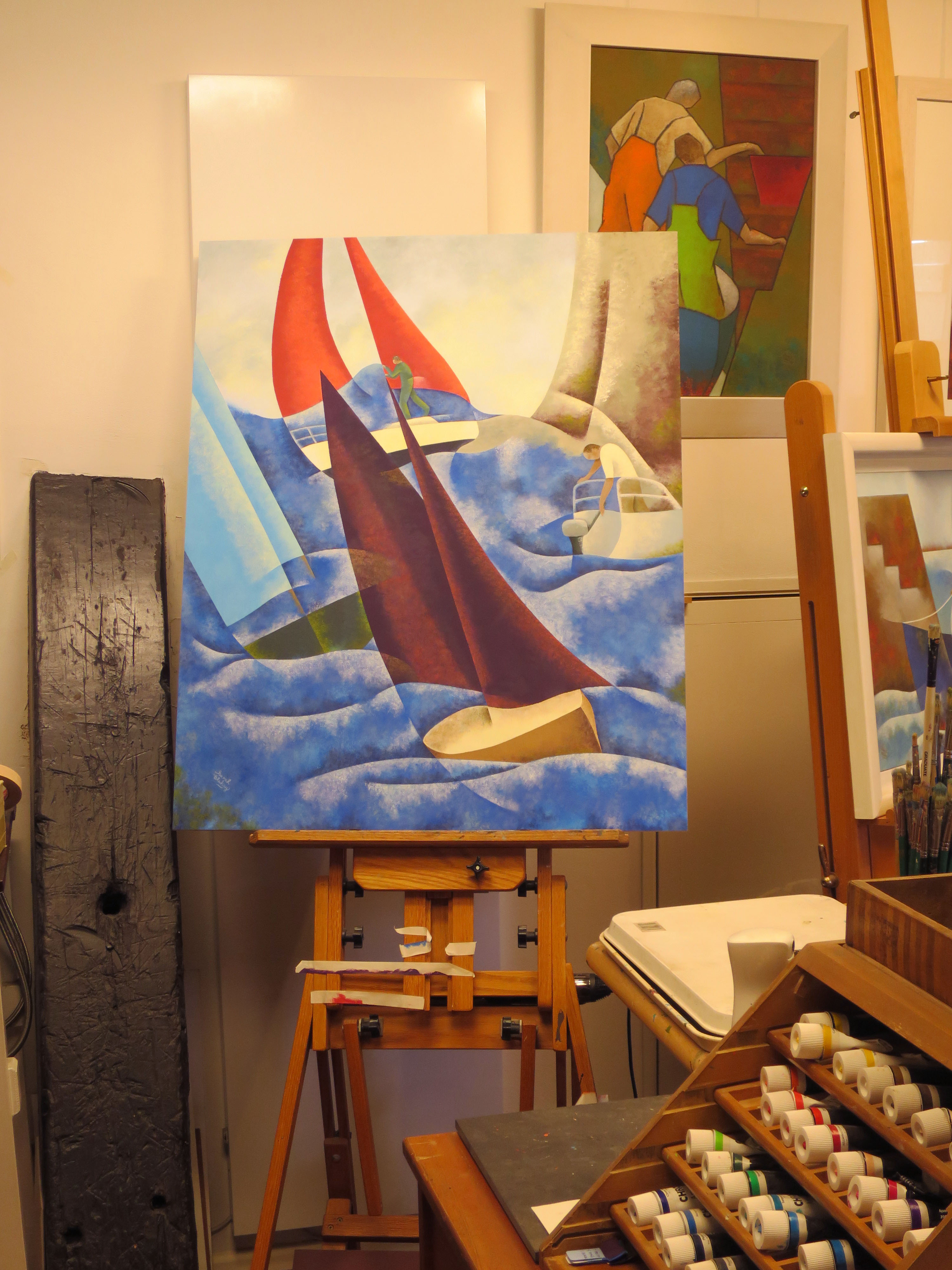 On_The_Easel_Oct_2019