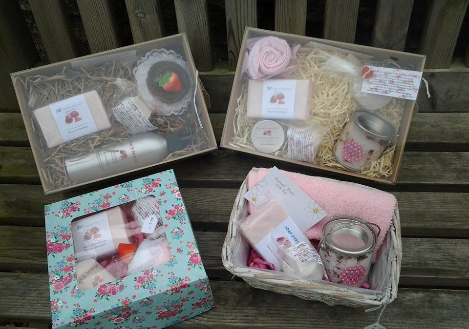 Soap Essence features Gift packs in the Craft Kiln
