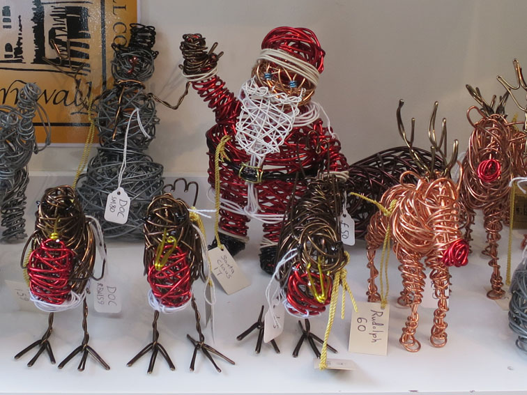 Christmas Crafts at the Craft Kiln