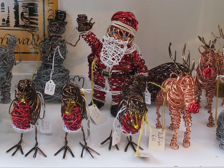 Christmas Crafts at the Craft Kiln